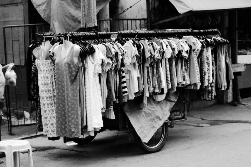 sklep z odzieżą damską